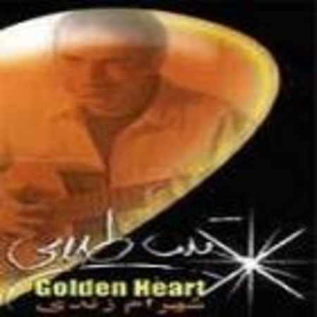 دانلود آلبوم قلب طلایی از شهرام زندی
