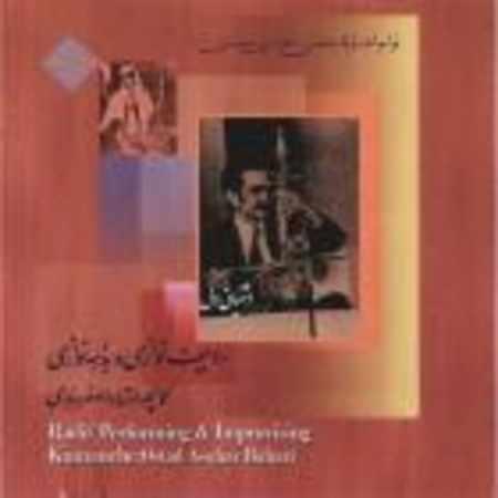 دانلود آلبوم ردیف نوازی و بداهه نوازی ۶ از علی اصغر بهاری