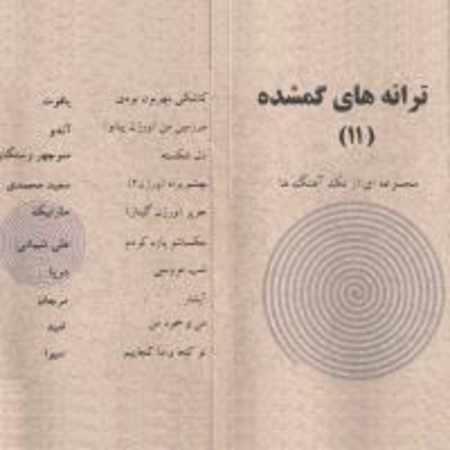 دانلود آلبوم ترانه های گمشده ۱۱ از سعید محمدی
