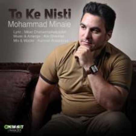 دانلود اهنگ محمد مینایی تو که نیستی