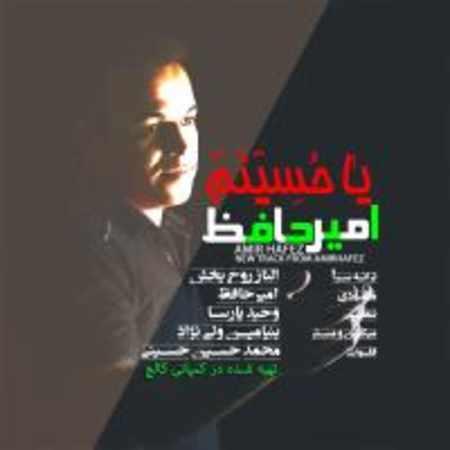 دانلود اهنگ امیر حافظ یا حسینم