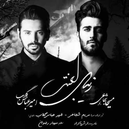 دانلود اهنگ امیر عباس گلاب زیبای لعنتی