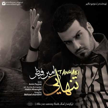دانلود اهنگ امین فیاض تنهایی