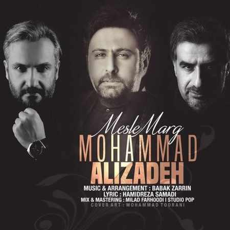 دانلود اهنگ محمد علیزاده مثل مرگ