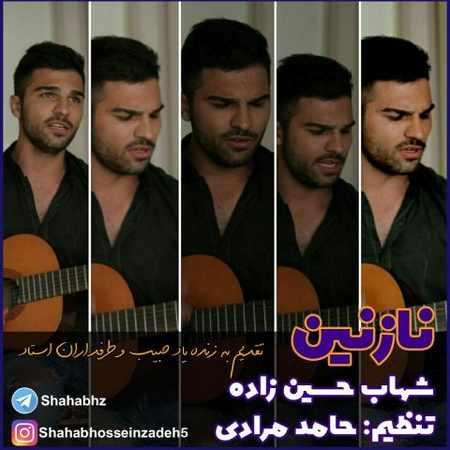 دانلود اهنگ شهاب حسین زاده نازنین