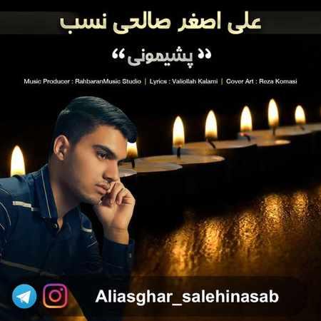 دانلود اهنگ علی اصغر صالحی نسب پشیمونی