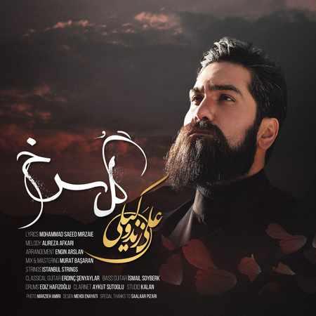 دانلود آلبوم تک اهنگ ها از علی زند وکیلی