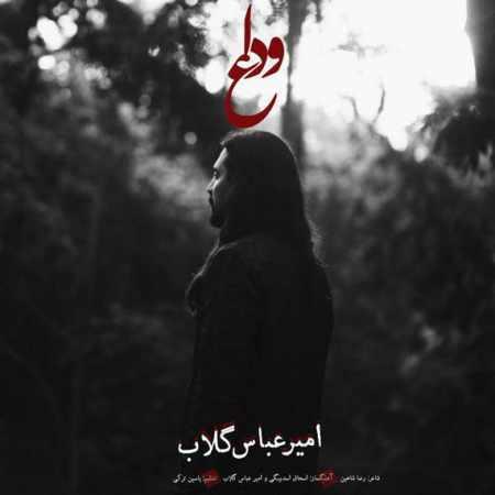 دانلود اهنگ امیر عباس گلاب وداع